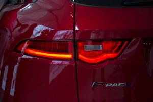 Jaguar F-Pace Rückleuchten