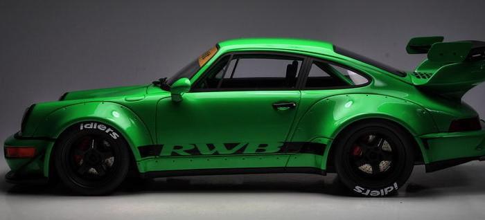 Porsche 911 (964) RWB RAUH-Welt BEGRIFF
